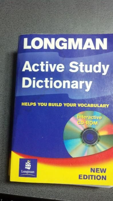 Dictionary Active Study LONGMAN