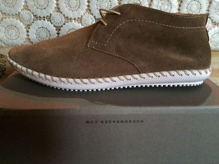 Pantofi bărbătești Sarolla Suede