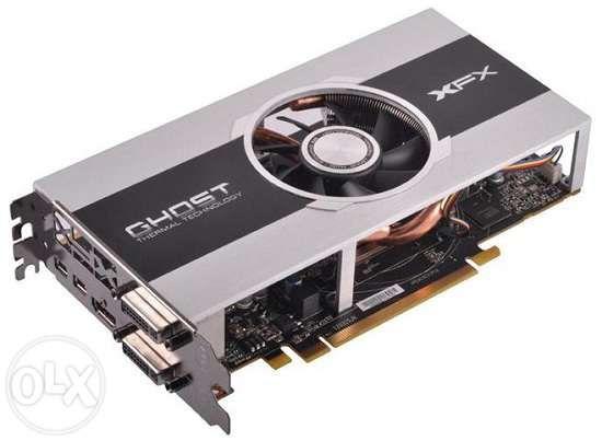 Vand,schimb placa video XFX Radeon HD 7850 cu nvidia 1070,1060+dif