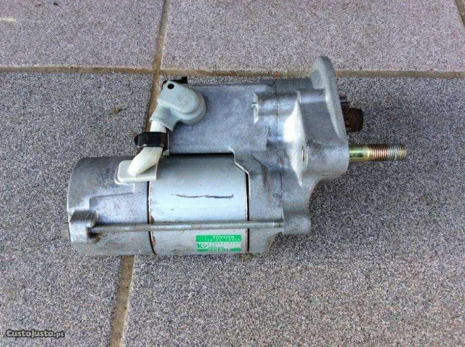 Vendo motor de aranque para D4D Hilux