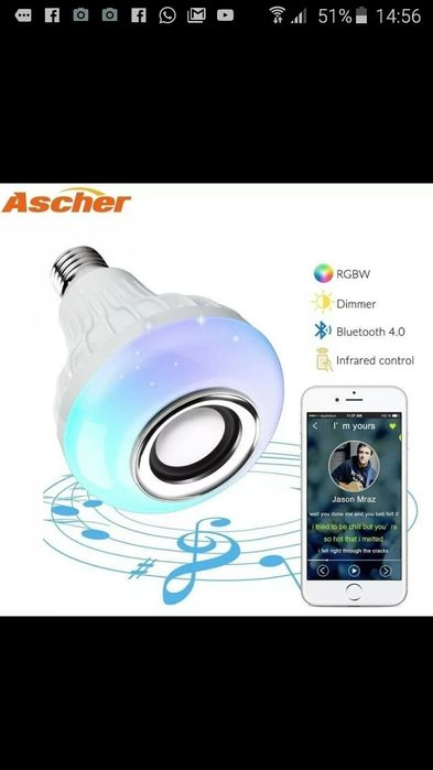 Bluetooth lamps