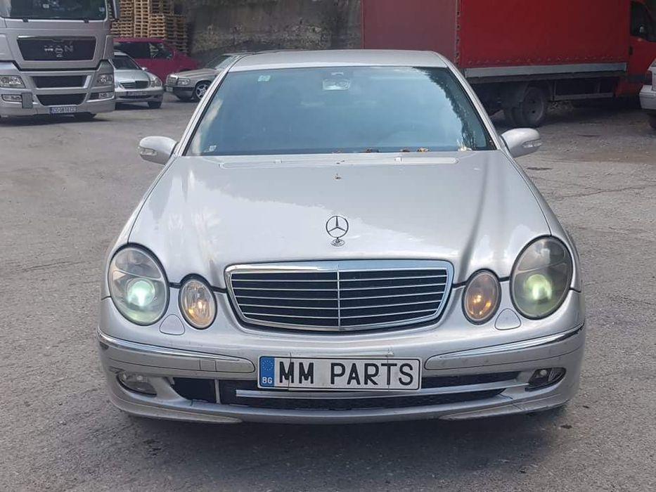 Mercedes E270CDI 177к.с. автоматик СЕДАН НА ЧАСТИ !
