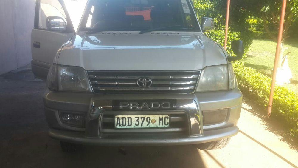 Toyota Prado Maputo - imagem 1