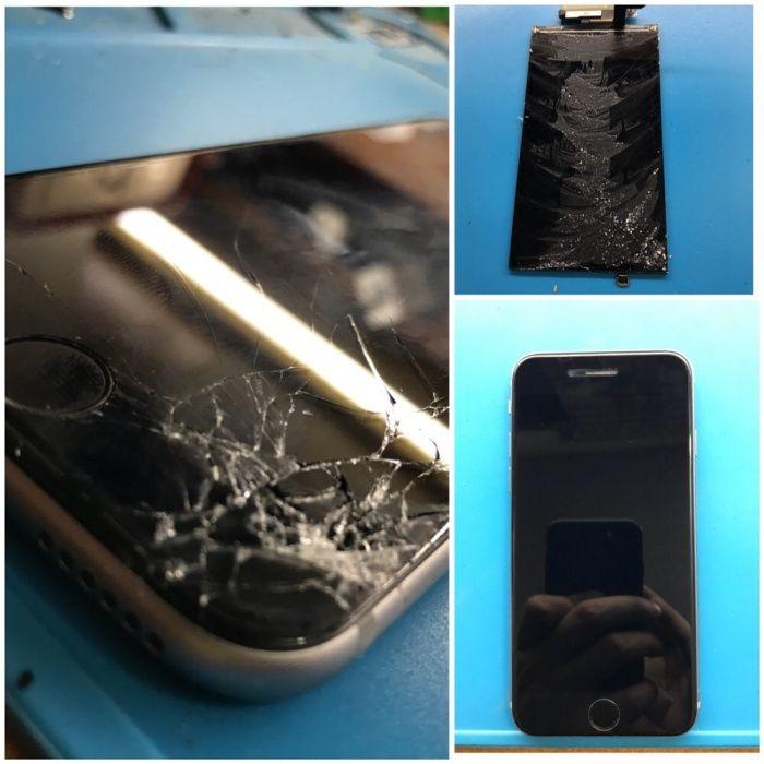 Ремонт сотовых | замена стекла  iPhone Samsung Lg
