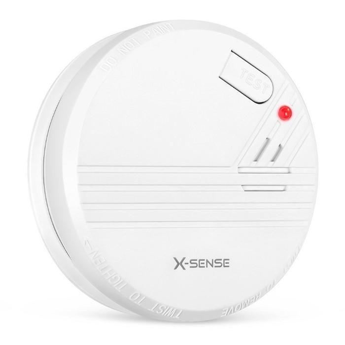 Senzor / Detector Fum cu Alarma de Incendiu Acustica de 85 db - NOU