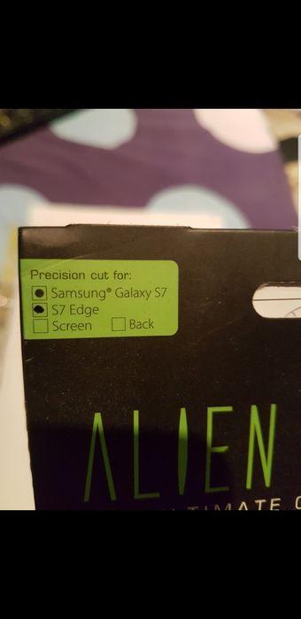 Kit folie fata- spate Samsung Galaxy S7 si S7 Edge