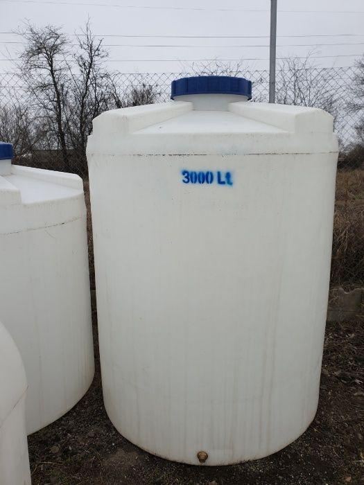 3000л. цистерна/бидон вода, горива, торове и други! Статичен монтаж!!!