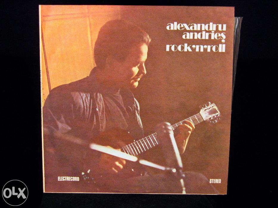 Disc vinil pik-up ALEXANDRU ANDRIES Rock'n'roll - Electrecord