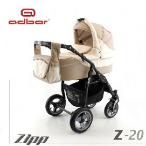 Бебешка Количка ADBOR ZIPP 2 В 1