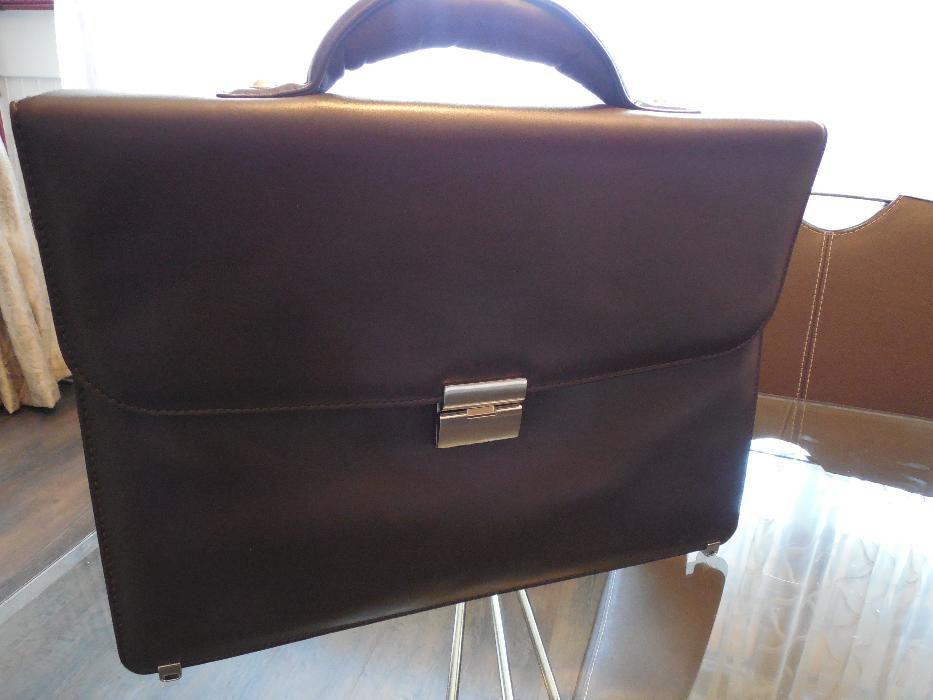 Geanta Piele Laptop Luxury SANTANA