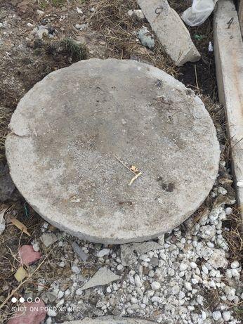 бетон остатки