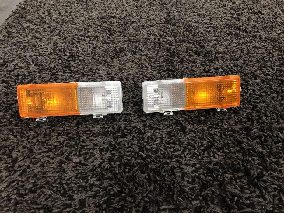 Set lampa lampi semnal semnale semnalizatoare Dacia 1310 elba noi