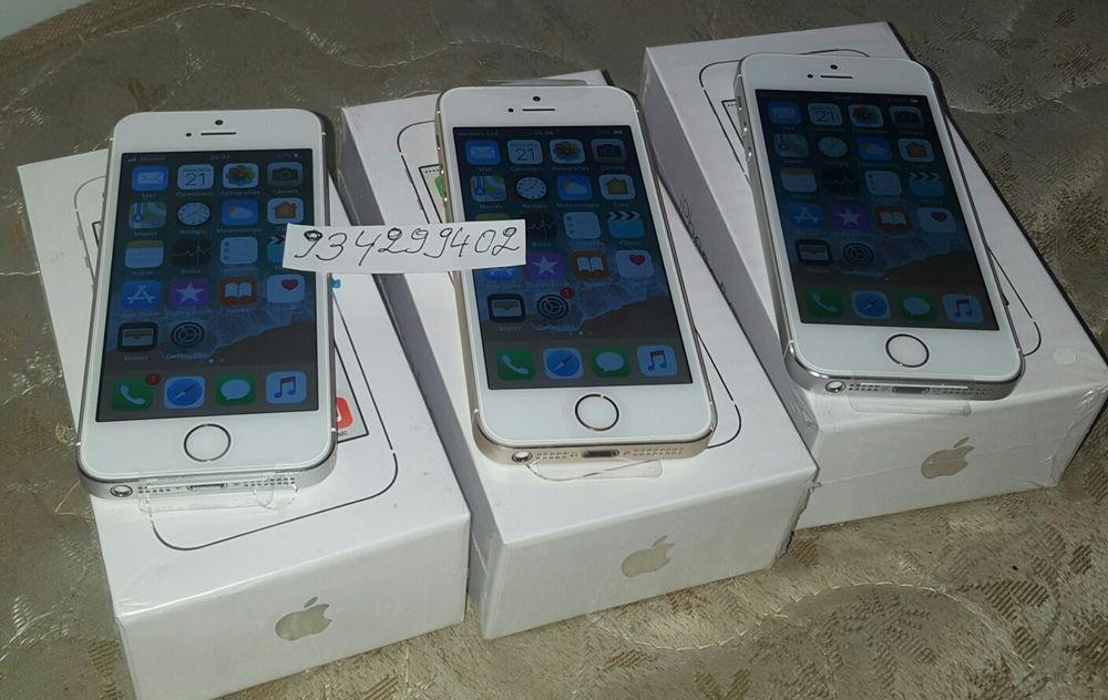 32GB Apple IPhone 5s original Cor branco