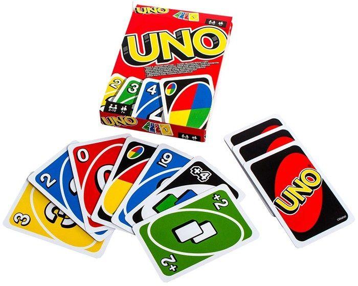 Детская Карточная игра Настольная игра UNO-УНО