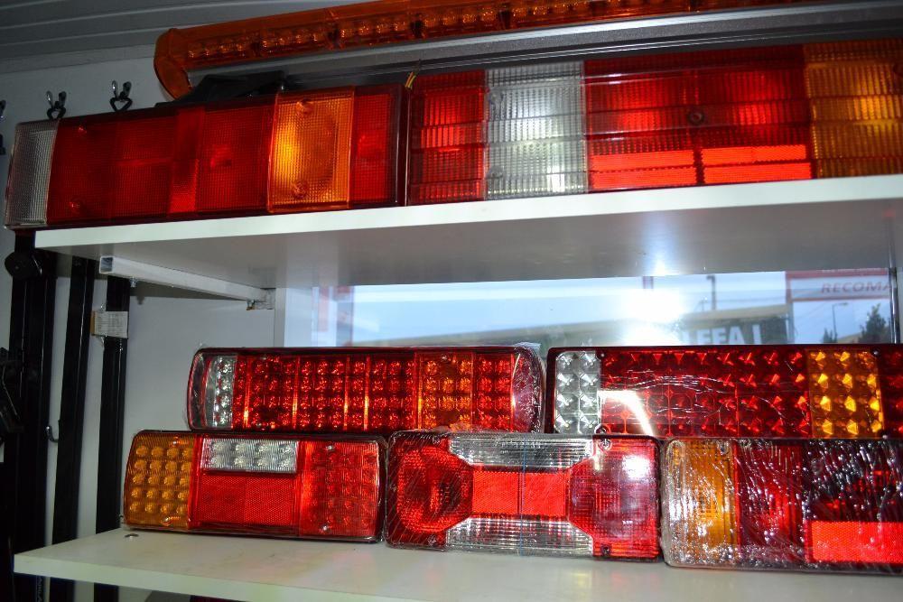 Lampi de STOP lampa triple camion remorca TIR - Lampi de gabarit LED Bucuresti - imagine 4