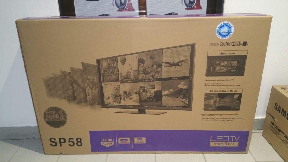Tv Samsung 58p selado Full HD