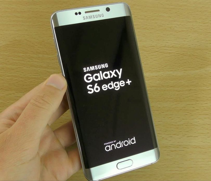 Samsung S6 edge Plus Duos/super novo.