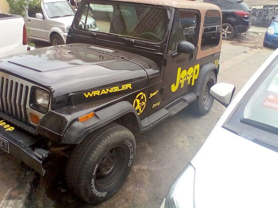 Jeep wrangler Lubango - imagem 2
