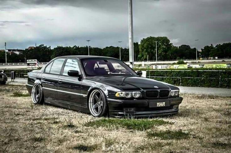 Grile BMW E38 94-02 - finisaj negru mat Timisoara - imagine 5