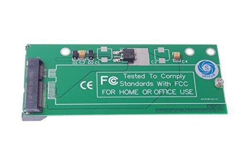 Adaptor convertor SSD mSATA 12+6 pini la SATA Asus Zenbook UX31 UX21