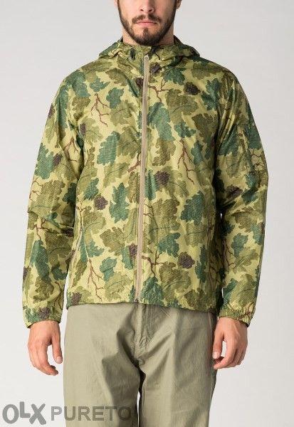 Nike Green Jacket мъжко яке M Xl камуфлаж цвят