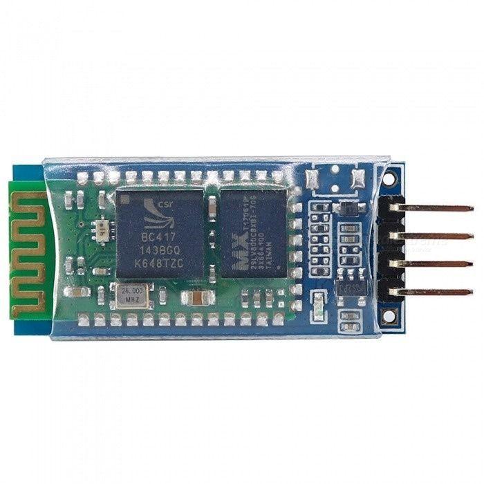 Módulo Bluetooth para Arduino Neves Bendinha - imagem 1