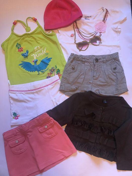 Set haine pentru fetita 3-4 ani