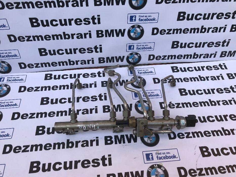 Rampa injectoare,senzor presiune BMW E87,E90,E60 320i,520i n43