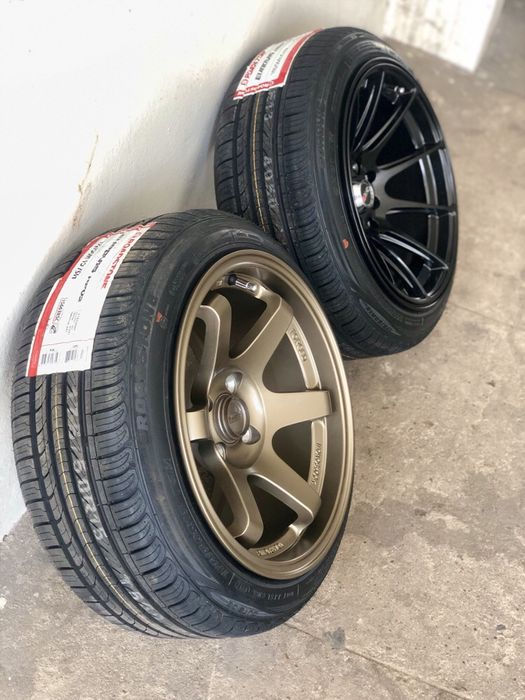 "Jante + pneus ""15"" **Moz_Tyres**"