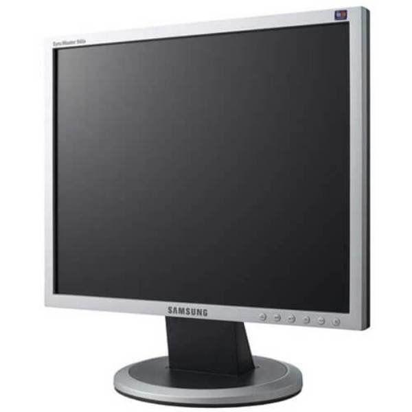 Monitor 19 inch LCD, Samsung SyncMaster 940N Silver & Black, Panou Gr