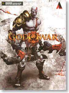 Play Arts Kai God of War III Kratos