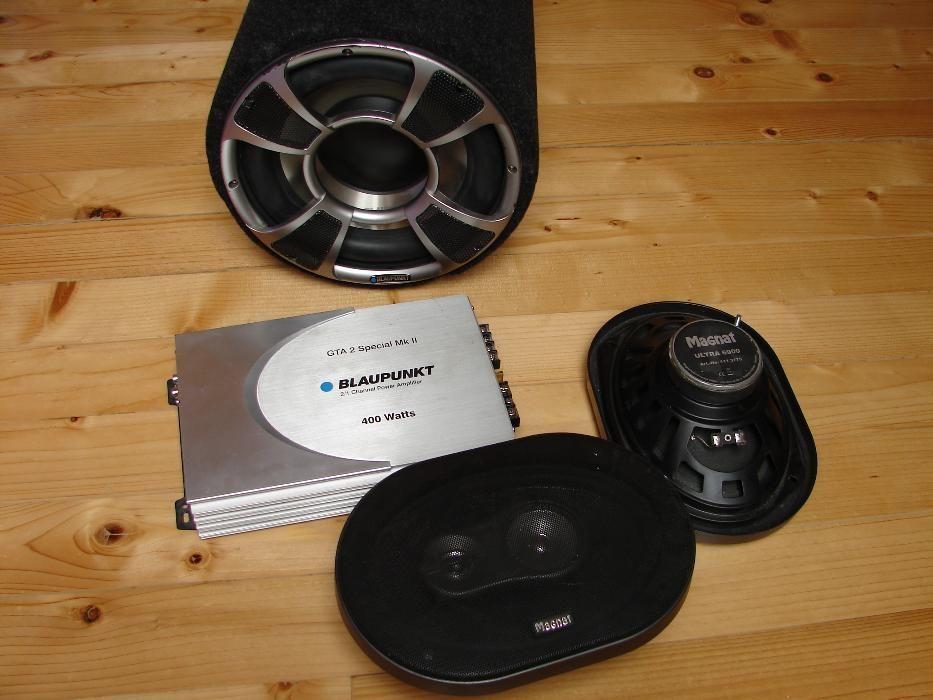 sistem audio blaupunkt