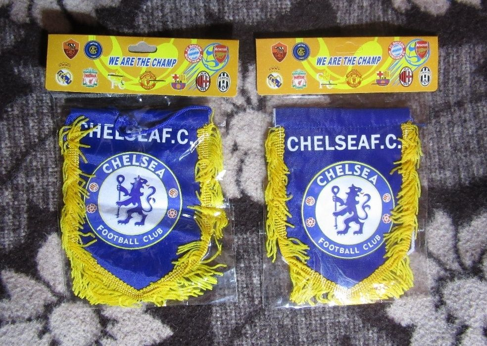 Chelsea FC флаг