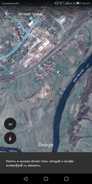 Vanzare  terenuri constructii Mures, Bistra Muresului  - 525 EURO