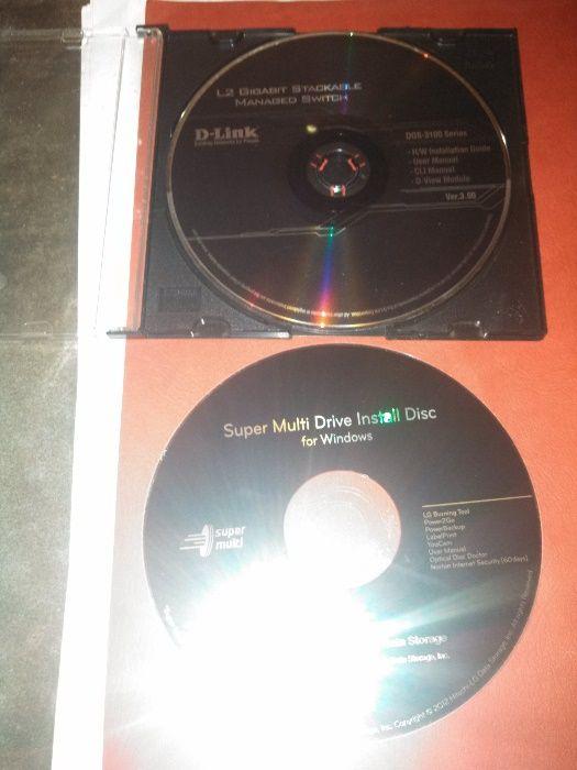 super multi drive install disc for windows