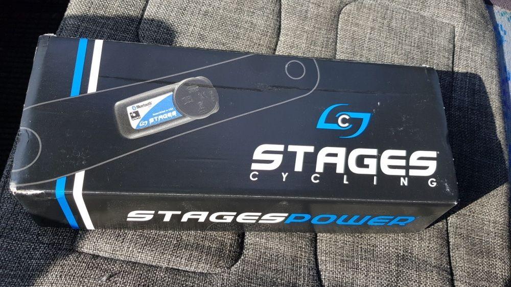 Ваттметр(Powermeter) Stages. Shimano 105, Ultegra