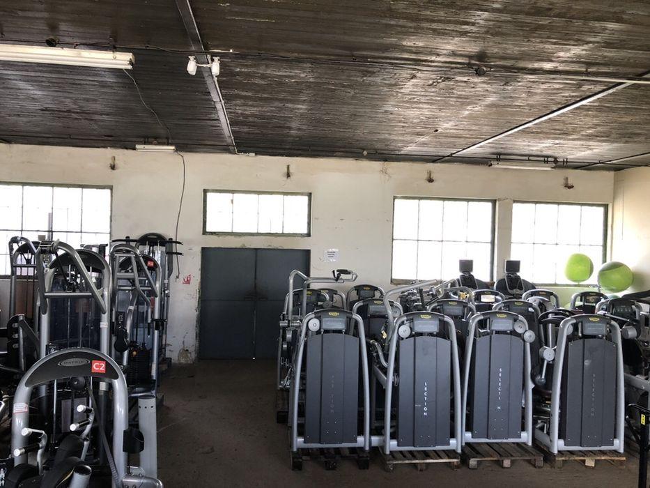 Depozit aparate fitness Matrix