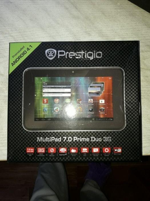 Продаю планшет Prestigio multiPad 7.0 Prime Duo 3G. На запчасти. 4000