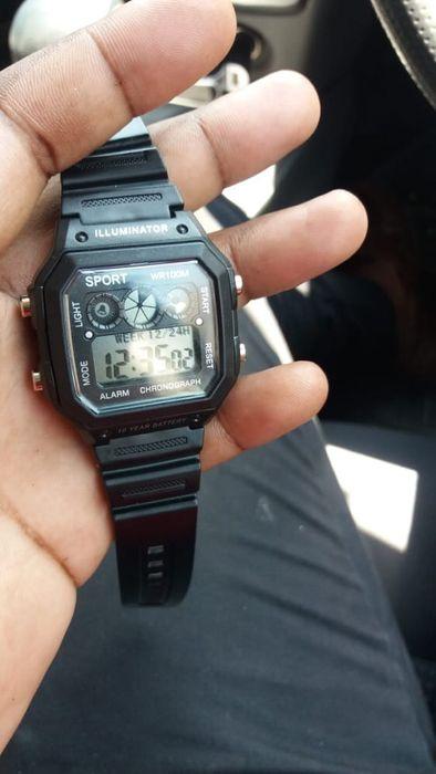 Relógio Sport