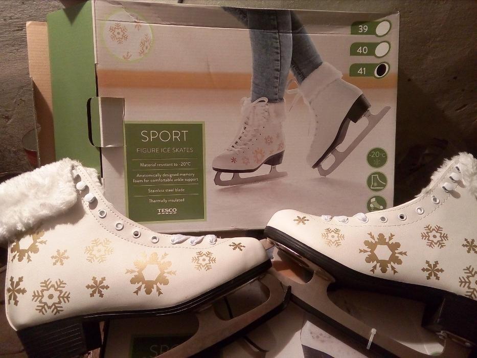 Patine noi pentru dama / patinaj artistic PROMOTIE