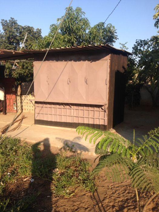 Vendo Estabeleçimento móvel em Tchumen -lalgy