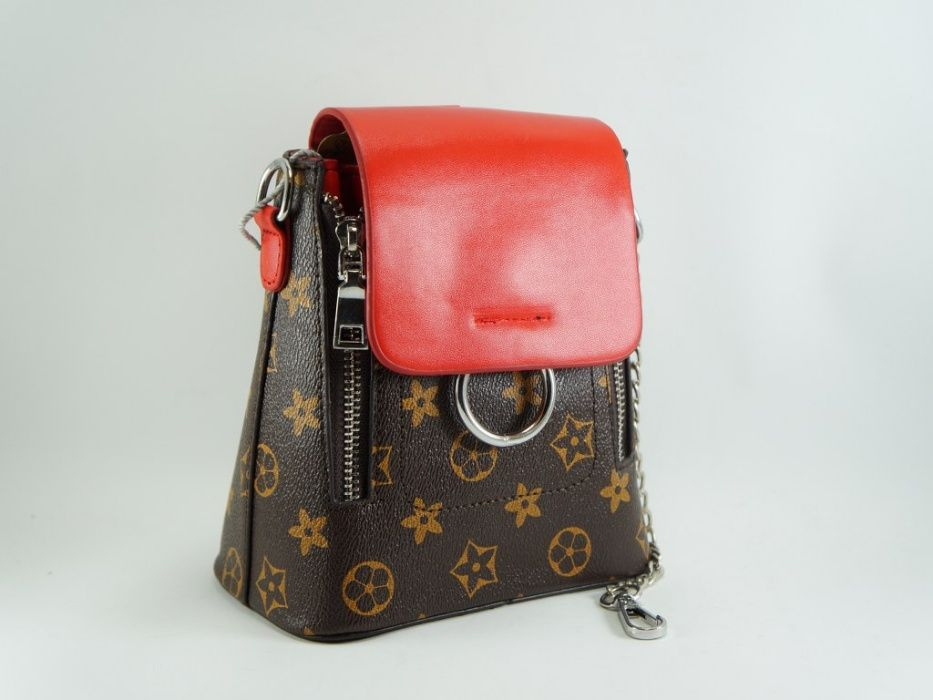 Чанта раница в стил Louis Vuitton гр. София - image 6