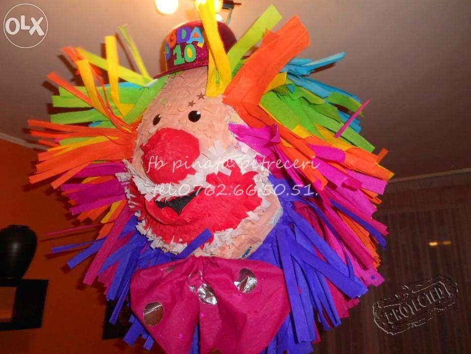 piniata, piñata petreceri(carmen stefan) clown