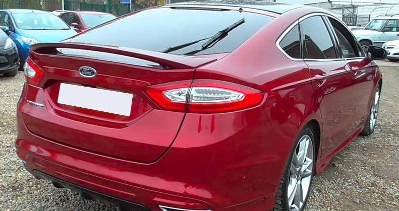 Eleron tuning sport portbagaj Ford Mondeo MK5 HB Hatchback 2014-2018 v
