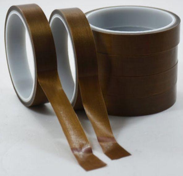 Термостойкая самоклеющаяся лента для пайки пакетов 25mm 5 м длина