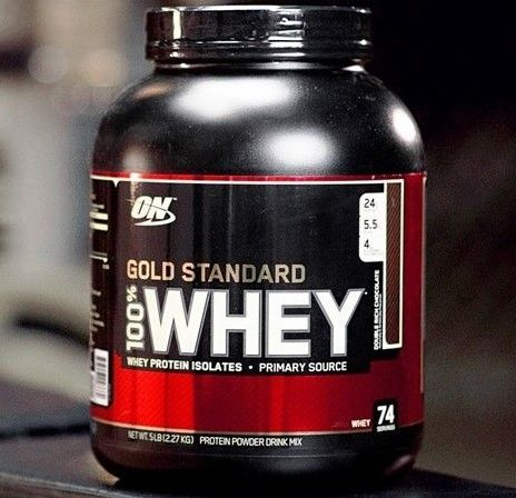 Протеины ксб США Whey gold standard 2,2kg + подарок!