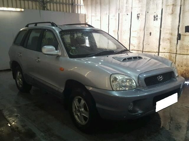 Dezmembrari Hyundai Santa Fe, (2001-2006) 2.0 CRDi | CTdez