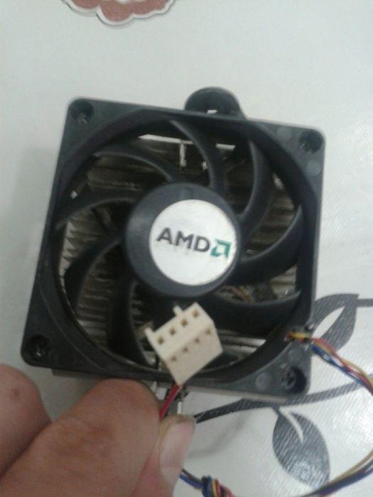 Vand cooler AMD!