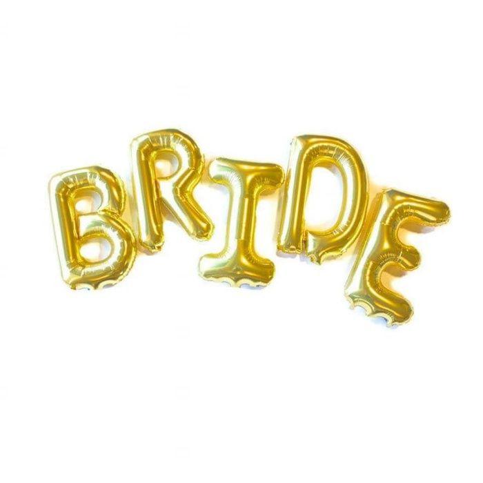 Baloane pentru Heliu BRIDE