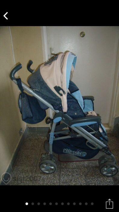 Комбинирана количка с подарък две столчета